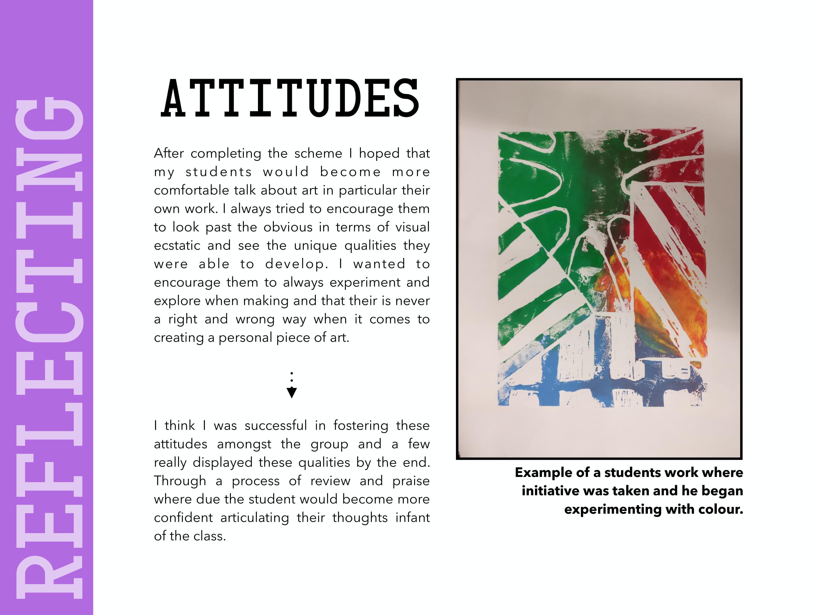 Niamh O'Toole Reflection 2017-07