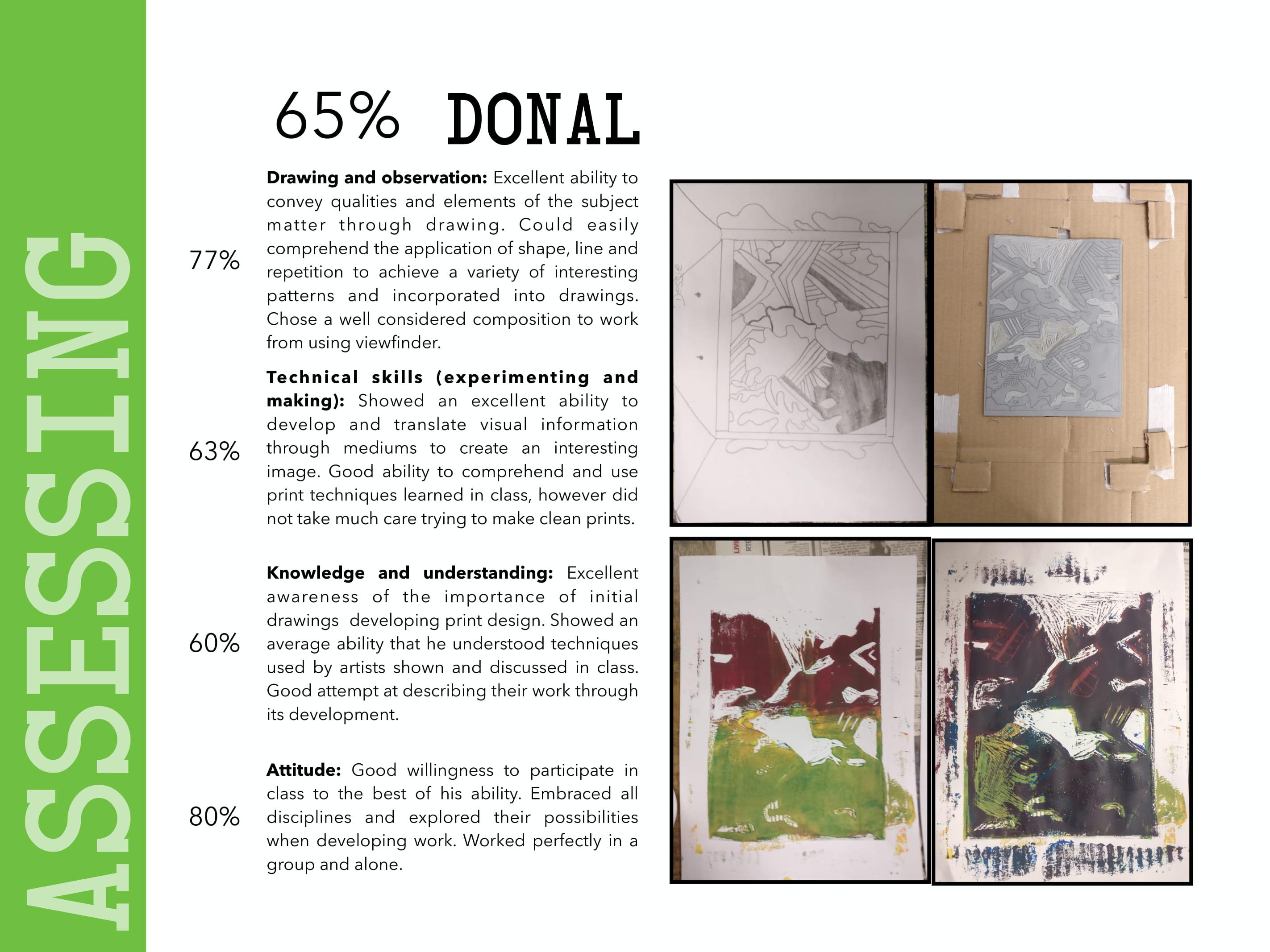 Niamh O'Toole Assessment 2017-13