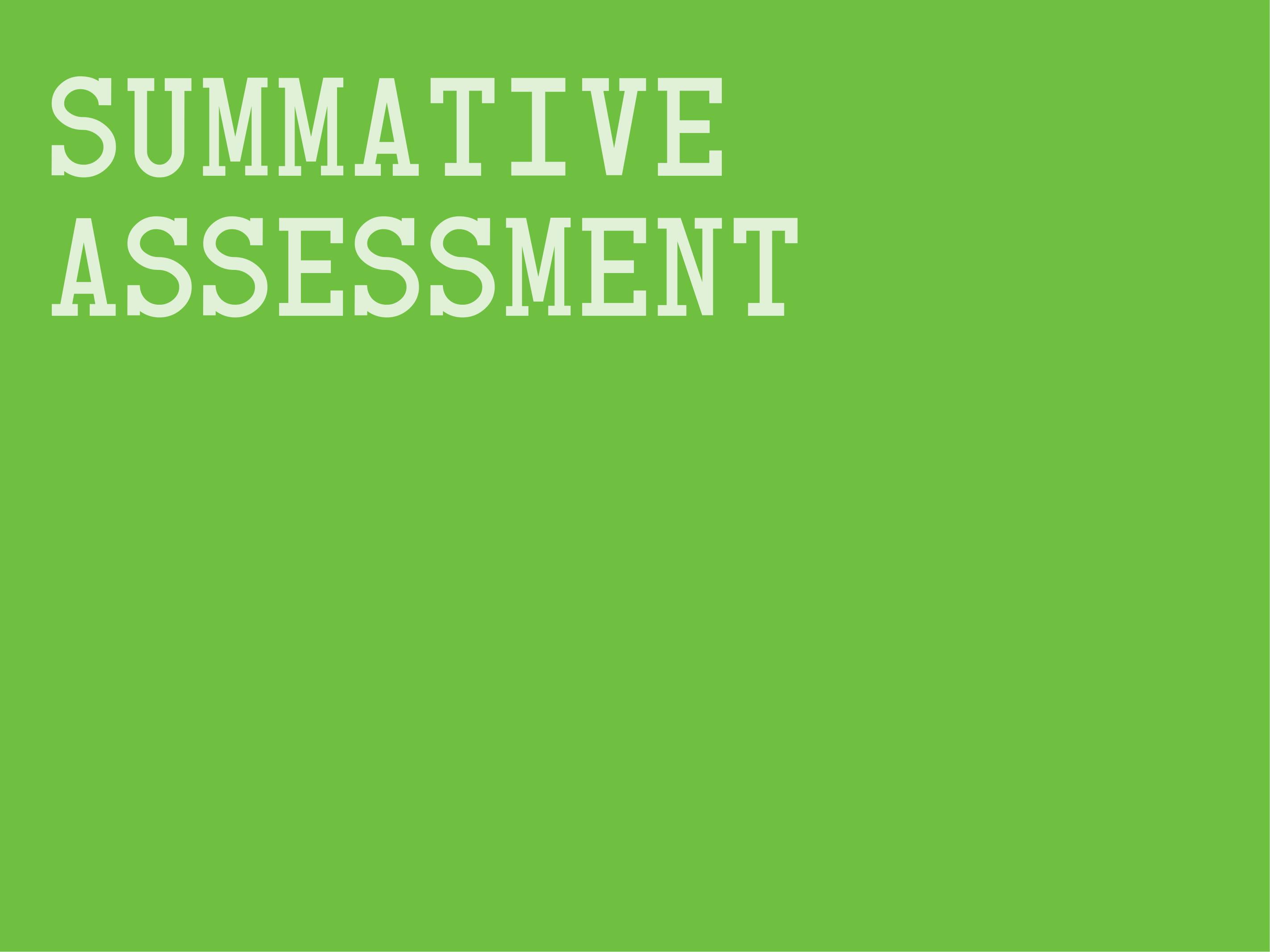 Niamh O'Toole Assessment 2017-08