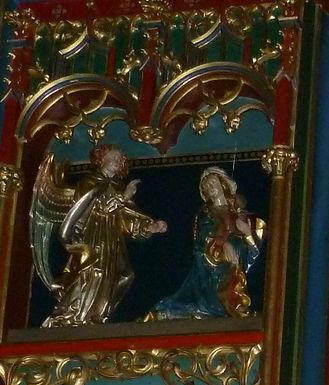 Maria als Vorbild für Berufungen