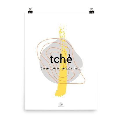 Créole Series Tchè Art Poster