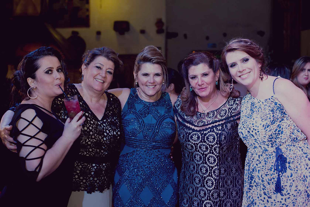A casa das 5 mulheres