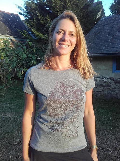T-Shirt Markovitch Femme