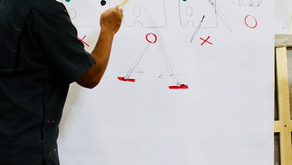 アクリル絵の具の使い方基本講座と ラムネのびん