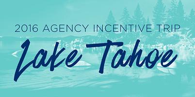 2016 Agency Incentive Trip
