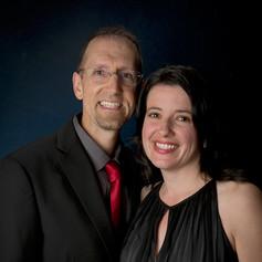 David & Natasha May
