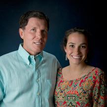 Brad Bourg & Caroline Bourg