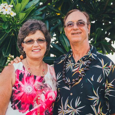 Bill & Marguerite Wachter