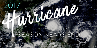 A Catastrophic Season: Harvey, Irma, Maria & Nate