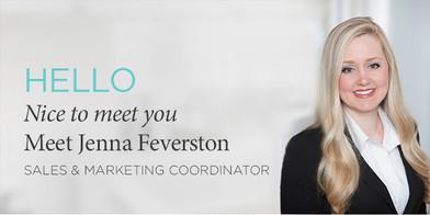 Meet Jenna Feverston