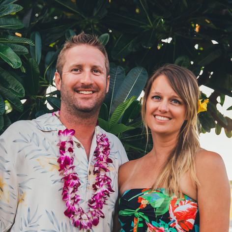 Ryan & Stacey Davis