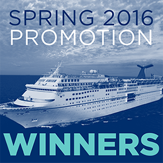 Spring Promo Winners