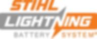 Stihl Lightning Battery System logo.png