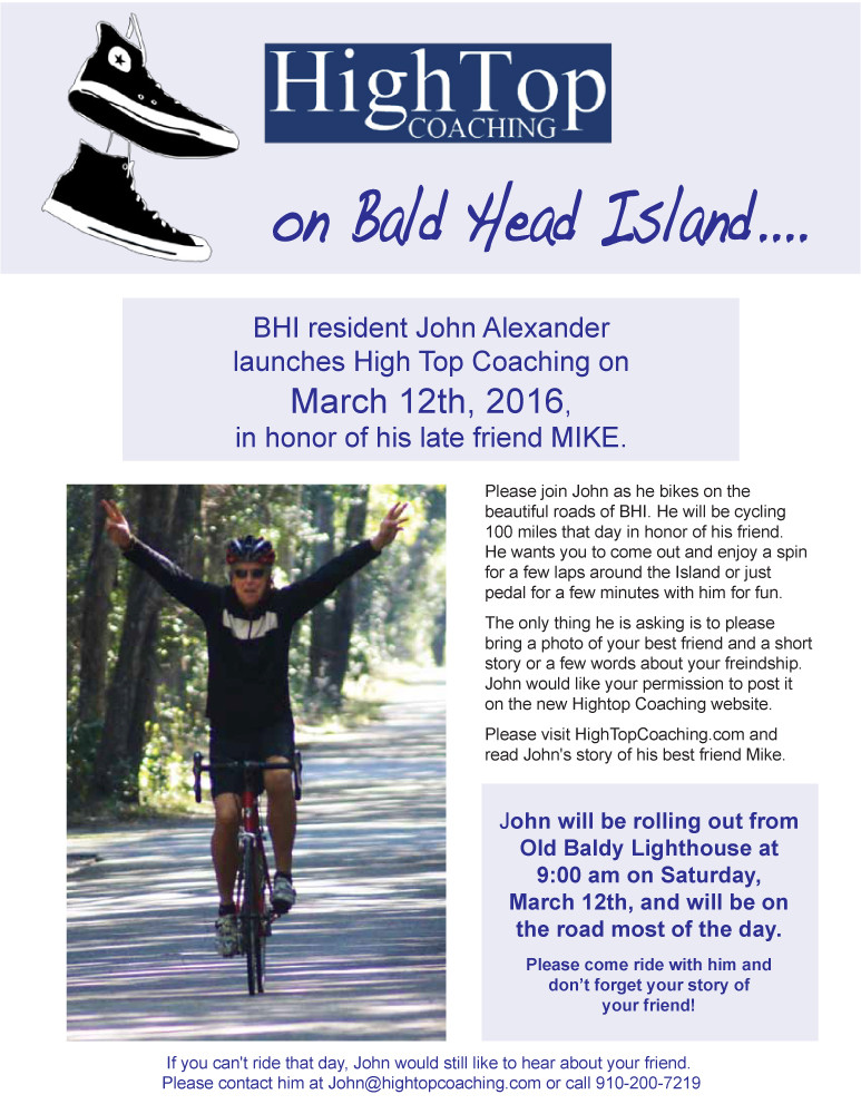 Share Your Stories on an Epic Bike Ride with John