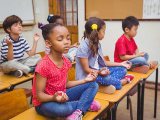 Why Children Should Meditate [Forbes]