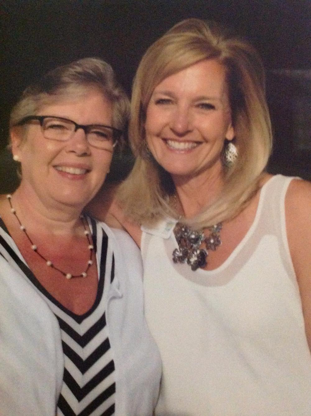 Cindy and Terri