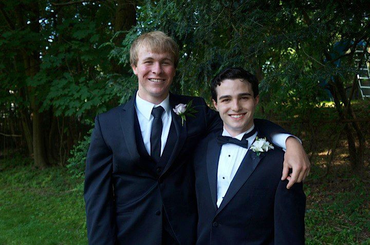 Kenyon and Ryan - Best Friends