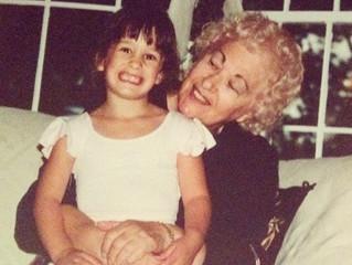 Best Friends - Ashley and her Grandma