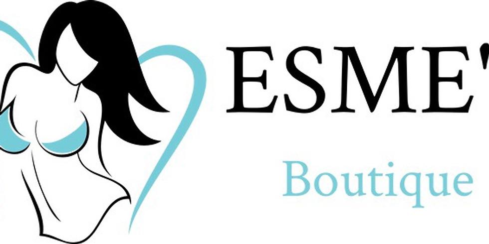 Esme's boutique Sip and Shop
