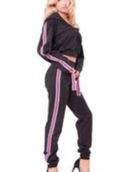 pipping Sweatsuit