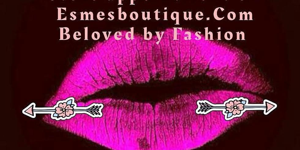 Esme's Boutique  Customer appreciation da