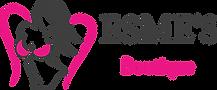 Esme's Boutique Logo | Online Women's Clothing Boutique