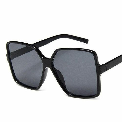Black sexy big frame  glasses