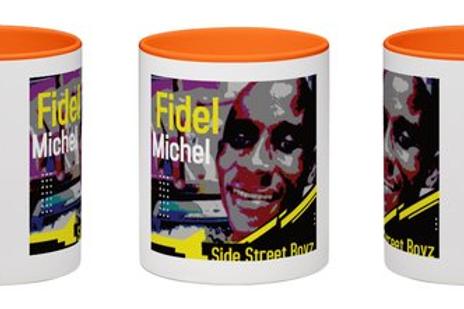 Fidel Michel Collectors mug