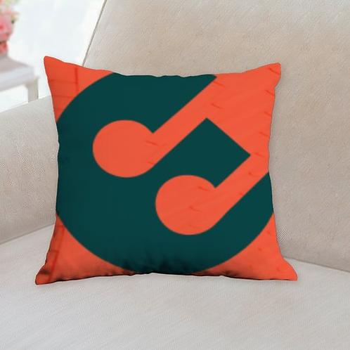 Side Street Boyz Logo cushion
