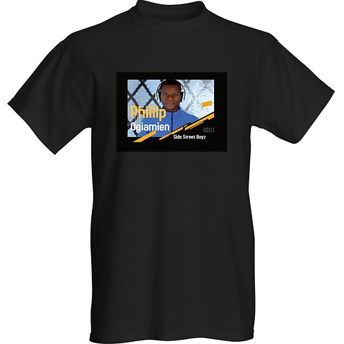 Phillip Ogiamien Side Street Boyz T-Shirt