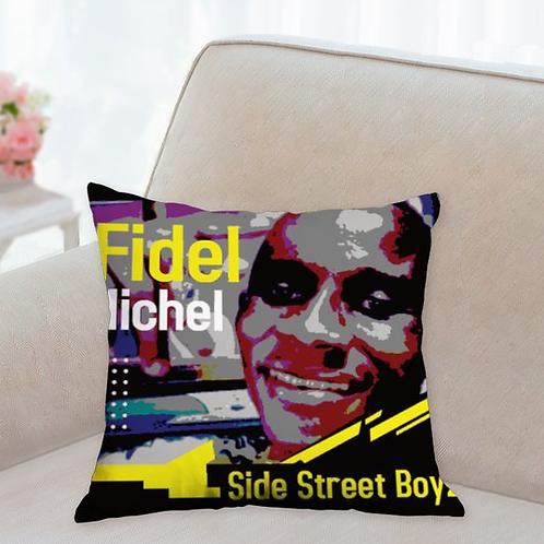 Fidel Michel Side Street Boyz cushion