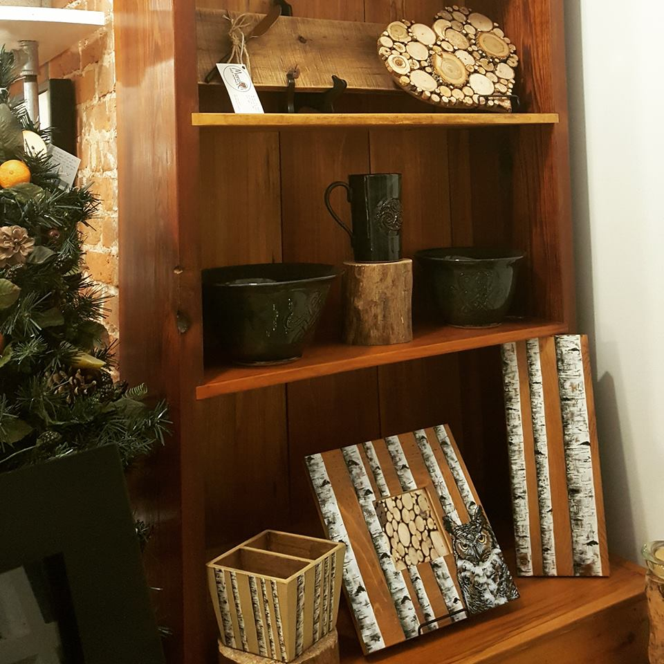 Birch Bark Collection