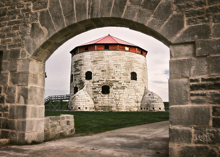 RMC Martello tower