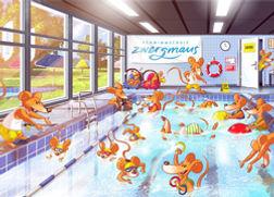 Schwimmschule Zwergmaus