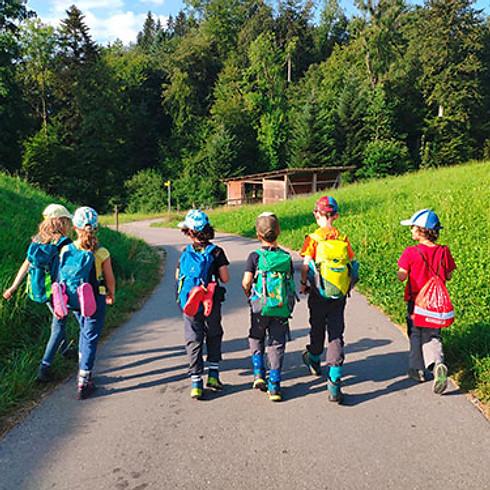 Waldwoche im Sommer (1)