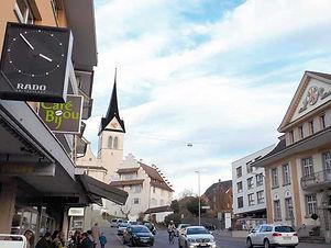 Sightseeing-Tour durch Hochdorf