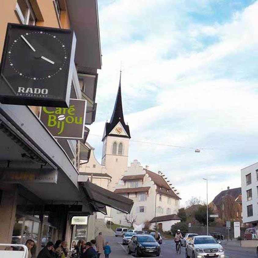 ABGESAGT: Sightseeing-Tour durch Hochdorf