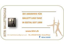 Kitri Ballettschule, Hochdorf