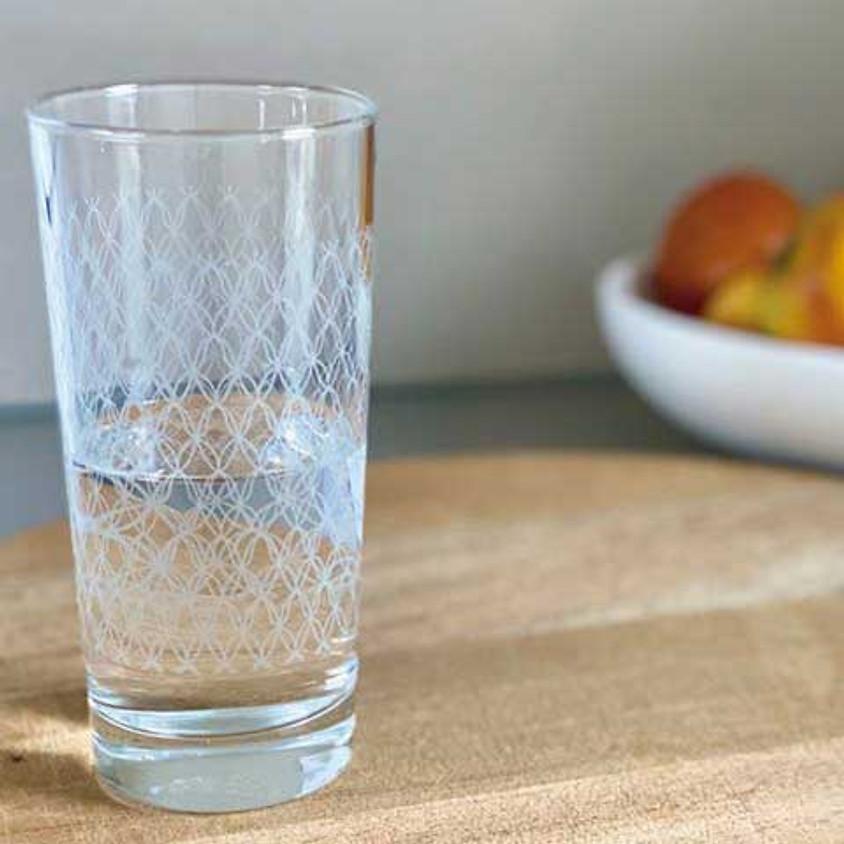 Ist das Glas halb leer oder halb voll?