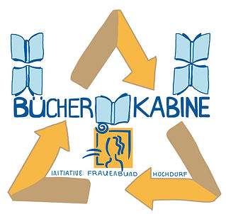 Logo Bücherkabine Frauenbund Hochdorf