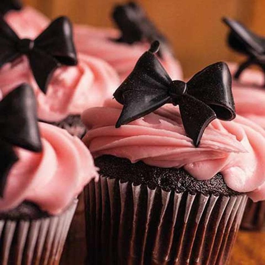 WIRD VERSCHOBEN: Cupcakes verzieren