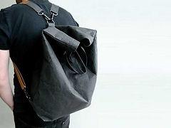 Rucksack aus SnapPap nähen