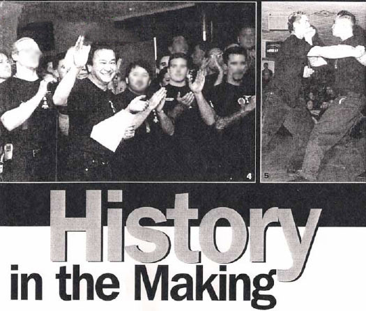 wing chun inside kung fu article 2002