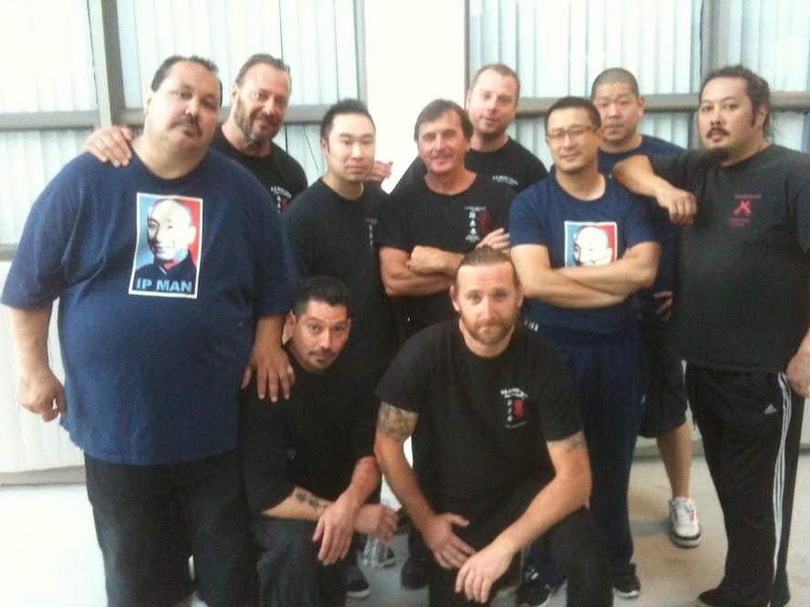 Ip Man US Wing Chun performance