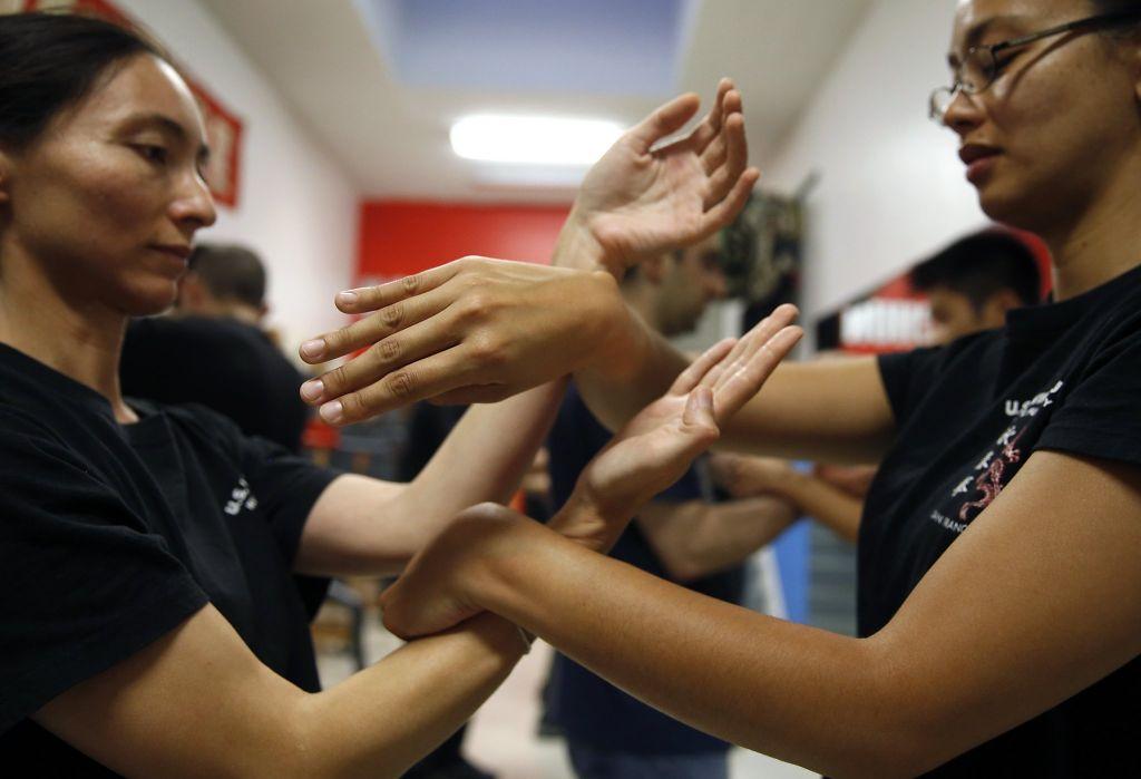 San Francisco Chronicle US Wing Chun