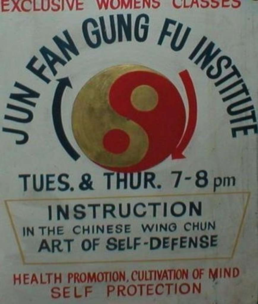 jun fan gung fu institute jkd bruce lee