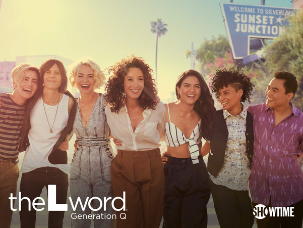 SHOWTIME - the L word