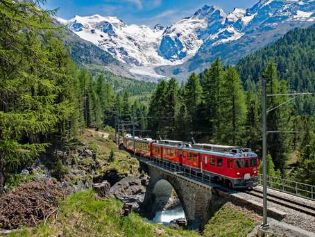 UK companies turn toward rail travel in 2021/22 recovery