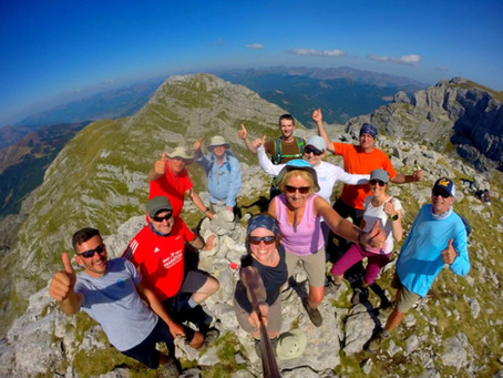 A glimpse into how the UK Adventure Travel community is preparing for its 2022 comeback!