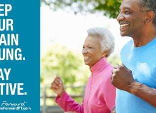 Exercise Counters Cognitive Decline